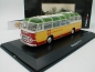 "Mobile Preview: Schuco 08965 - Neoplan FH 11 Bus in gelb-rot als "" Shell Renndienst "" 1:43"