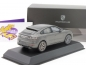 "Mobile Preview: Norev WAP0203160K # Porsche Cayenne Turbo Coupe Baujahr 2019 "" graumetalallic "" 1:43"