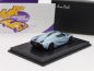 "Preview: FrontiArt AS013-76 - Koenigsegg Regera Baujahr 2015 "" Horizon Bluemetallic "" 1:87"