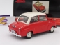 "Mobile Preview: BLACK-Deal ###  Schuco Pro.R 00097 # Goggomobil Limousine Baujahr 1965 in "" rot-weiß "" 1:18"