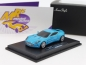 "Preview: FrontiArt HO-11 # Aston Martin One:77 Sportwagen Baujahr 2009 in "" Babyblau "" 1:87"