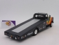 "Preview: ACME A1801901 # Dodge D-300 Ramp Truck "" Dan Gurneys Plymouth Trans Am Team "" 1:18"