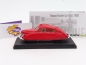 "Preview: Autocult 04030 # Thomas Rocket Car USA Baujahr 1938 "" rot "" 1:43"