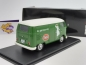 "Mobile Preview: Schuco 08929 # VW Bus T1 Box Van Baujahr 1963 grün "" Persil - Henkel "" 1:32"