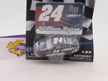 "Lionel Racing 17114 # Chevrolet NASCAR Serie 2019 "" William Byron "" Liberty University "" mit Magnet "" 1:64"