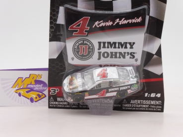 "Lionel Racing 16938 # Ford NASCAR Serie 2018 "" Kevin Harvick "" Jimmy John's "" mit Magnet "" 1:64"