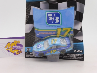 "Lionel Racing 17261 # Ford NASCAR Serie 2019 "" Ricky Stenhouse JR "" Fifth Third Bank "" mit Motohaube "" 1:64"