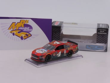 "Lionel Racing CX41965BXKH # Ford NASCAR Serie 2019 "" Kevin Harvick - Busch Beer Buck Hunter Darlington Throwback "" 1:64"