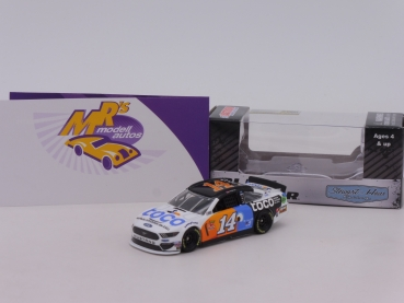 "Lionel Racing C141965TKCB # Ford NASCAR Serie 2019 "" Clint Bowyer - Toco Warranty "" 1:64"