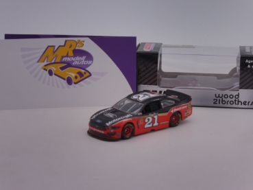 "Lionel Racing C211965D2PM # Ford NASCAR Serie 2019 "" Paul Menard - Motorcraft Darlington Throwback "" 1:64"