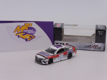 "Lionel Racing C181965SNKB # Toyota NASCAR Serie 2019 "" Kyle Busch - Snickers Darlington Throwback "" 1:64"