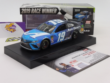 "Lionel Racing W191923O2MTK # Toyota NASCAR Serie 2019 "" Martin Truex JR - Auto Owners Richmond Winner "" 1:24"