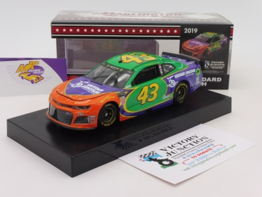 "Lionel Racing C431923VRDX # Chevrolet NASCAR Serie 2019 "" Bubba Wallace - Victory Junktion Darlington Throwback "" 1:24"