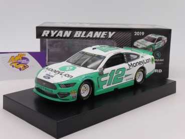 "Lionel Racing C121923MZRB # Ford NASCAR Serie 2019 "" Ryan Blaney - MoneyLion "" 1:24"