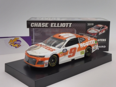"Lionel Racing CX91923H1CL # Chevrolet NASCAR Serie 2019 "" Chase Elliott - Hooters "" 1:24"