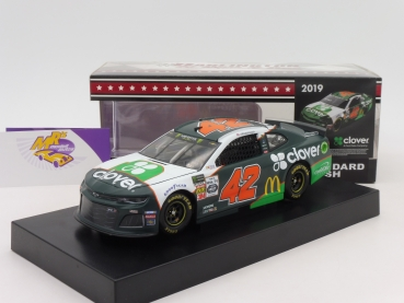 "Lionel Racing C421923K5KL # Chevrolet NASCAR Serie 2019 "" Kyle Larson - Clover Darlington Throwback "" 1:24"
