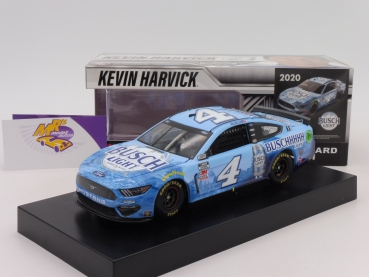 "Lionel Racing CX42023B5KH # Ford NASCAR Serie 2020 "" Kevin Harvick - Buschhhhh Light "" 1:24"