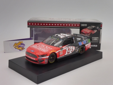 "Lionel Racing C141923RXCB # Ford NASCAR Serie 2019 "" Clint Bowyer - Rush Truck Centers Darlington Throwback "" 1:24"
