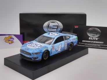 "BLACK-​Deal ### Lionel Racing ELITE CX42022B5KH # Ford NASCAR Serie 2020 "" Kevin Harvick - Buschhhhh Light "" 1:24"