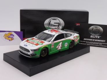 "BLACK-​Deal ### Lionel Racing ELITE CX42022HBKH # Ford NASCAR Serie 2020 "" Kevin Harvick - Hunt Brothers Pizza "" 1:24"