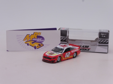"Lionel Racing C122065BWRB # Ford NASCAR Serie 2020 "" Ryan Blaney - Bodyarmor "" 1:64"