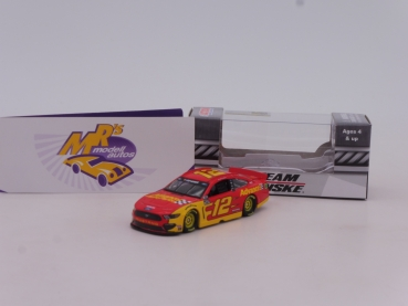 "Lionel Racing C122065ACRB # Ford NASCAR Serie 2020 "" Ryan Blaney - Advance Auto Parts "" 1:64"