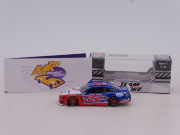 "Lionel Racing C222065AAJL # Ford NASCAR Serie 2020 "" Joey Logano - AAA Insurance "" 1:64"
