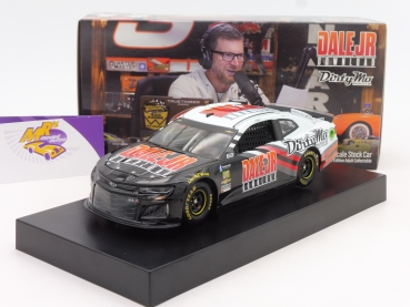 "BLACK-​Deal ### Lionel Racing FXX1923DLEJ # Chevrolet NASCAR Serie Promo Car 2019 "" Dale Earnhardt JR - Dale Jr. Download / Dirty Mo Media "" 1:24"