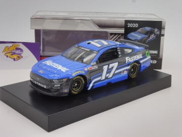 "BLACK-​Deal ### Lionel Racing C172023FACH # Ford NASCAR Serie 2020 "" Chris Buescher - Fastenal "" 1:24"