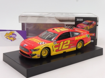 "Lionel Racing C122023ACRB # Ford NASCAR Serie 2020 "" Ryan Blaney - Advance Auto Parts "" 1:24"