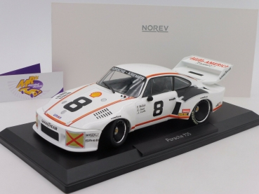 "BLACK-Deal ###  Norev 187438 # Porsche 935 24h Daytona 1977 "" Joest - Wollek - Krebs "" 1:18"