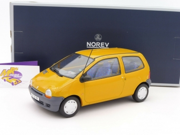 "Norev 185290 # Renault Twingo Baujahr 1993 in "" indian gelb "" 1:18"