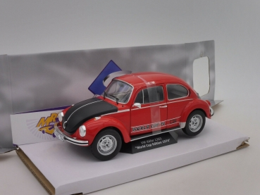 "Solido 1800513 # VW Käfer 1303 World Cup Edition 1974 in "" rot-schwarz  1:18"