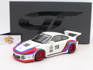 GT Spirit GT796 # Porsche 911 (997) #118 Old & New Body Kit (935) 1:18