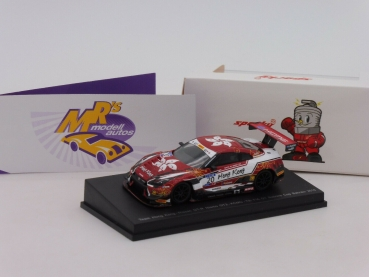 Sparky Y132 # Nissan GT-R Nismo GT3 No.20 FIA GT WorldCup Bahrain 2018 KCMG 1:64