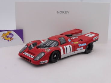 "Norev 187587 # Porsche 917K No.11 Hockenheim 1970 "" David Piper "" 1:18"