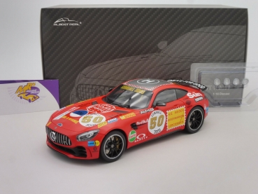 "Almost Real 820706 # Mercedes ​Benz AMG GT R Baujahr 2017 "" Rote Sau "" 1:18"