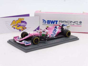 "Spark S6482 # Racing Point RP20 No.18 3rd. Italy GP 2020 "" Lance Stroll "" 1:43"