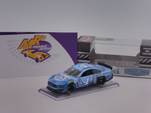 "Lionel Racing CX42065B2KH, CX42065B5KH # Ford NASCAR Serie 2020 "" Kevin Harvick - Busch Beer, Busch Light "" 1:64"