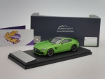 "Almost Real 420704 # Mercedes-Benz AMG GT R Baujahr 2017 "" green hell magno "" 1:43"